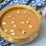 Pazham pradhaman/ പഴ പ്രഥമൻ /Plantain sweet pudding
