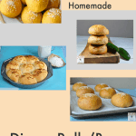 10 Recipes for Homemade Dinner Rolls/Buns
