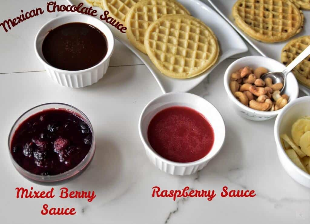 "<img src=""https://cdn.shortpixel.ai/client/q_glossy,ret_img,w_720,h_520/waffles.jpg"" alt=""Waffles with homemade sauces "">"