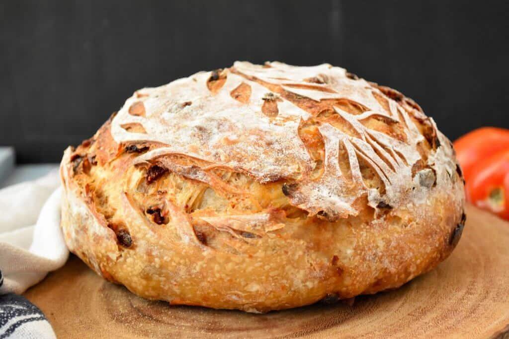 "<img src=""https://cdn.shortpixel.ai/client/q_glossy,ret_img,w_720,h_480/Sourdoughbread.jpg"" alt=""Sun dried tomatoes and Parmesan Sourdough bread"">"
