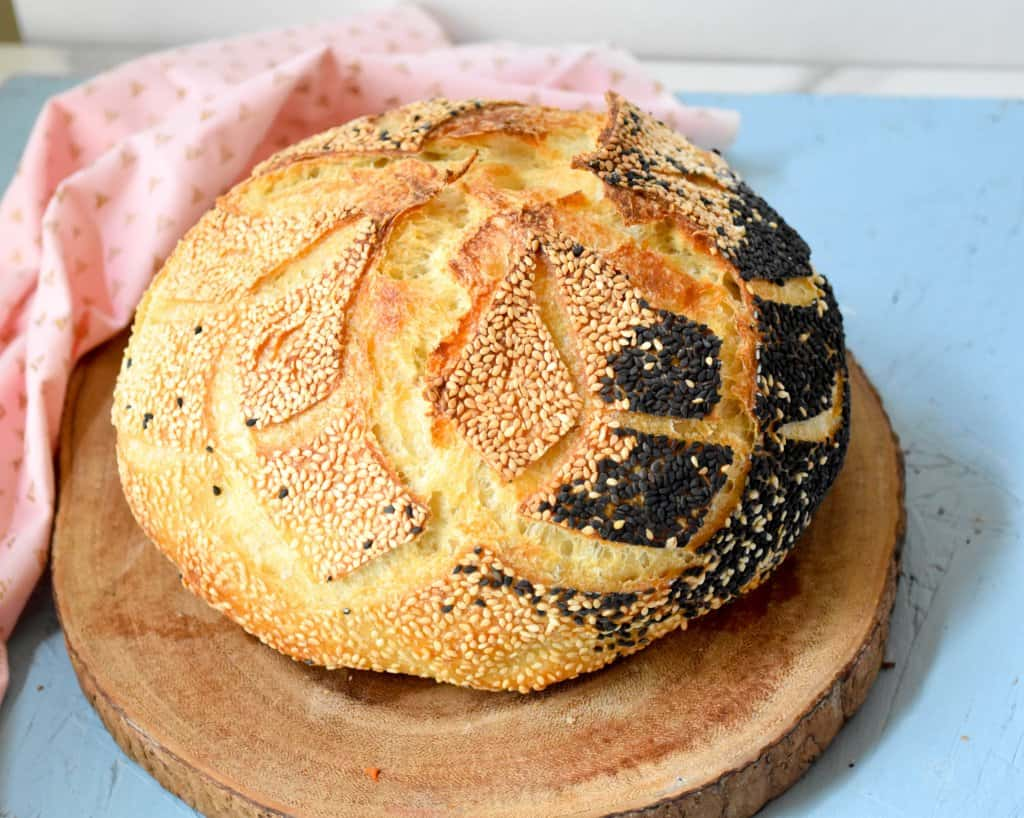 """<img src=""""Sourdough bread.png"""" alt=""""Semolina Sourdough bread 3"""">"""