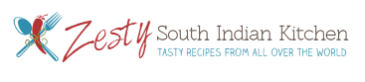 Zesty South Indian Kitchen logo