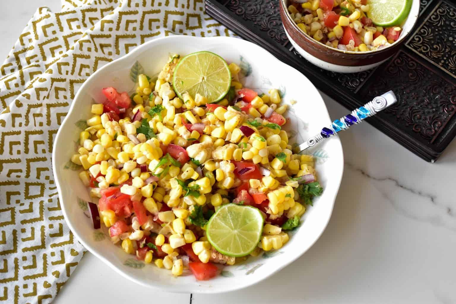 "<img src=""https://cdn.shortpixel.ai/client/q_glossy,ret_img,w_4096,h_2730/Corn chaat.jpg"" alt="" corn chaat a boiled corn salad "">"