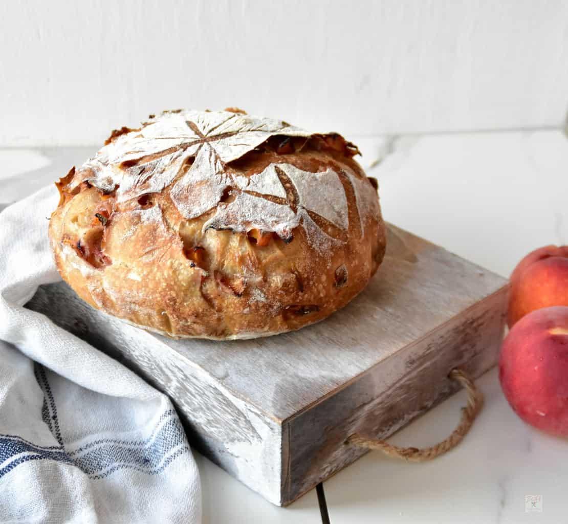 "<img src=""https://cdn.shortpixel.ai/client/q_glossy,ret_img,w_4096,h_3778/peach spelt sourdough bread .jpg"" alt="" peach spelt sourdough bread with peaches"">"