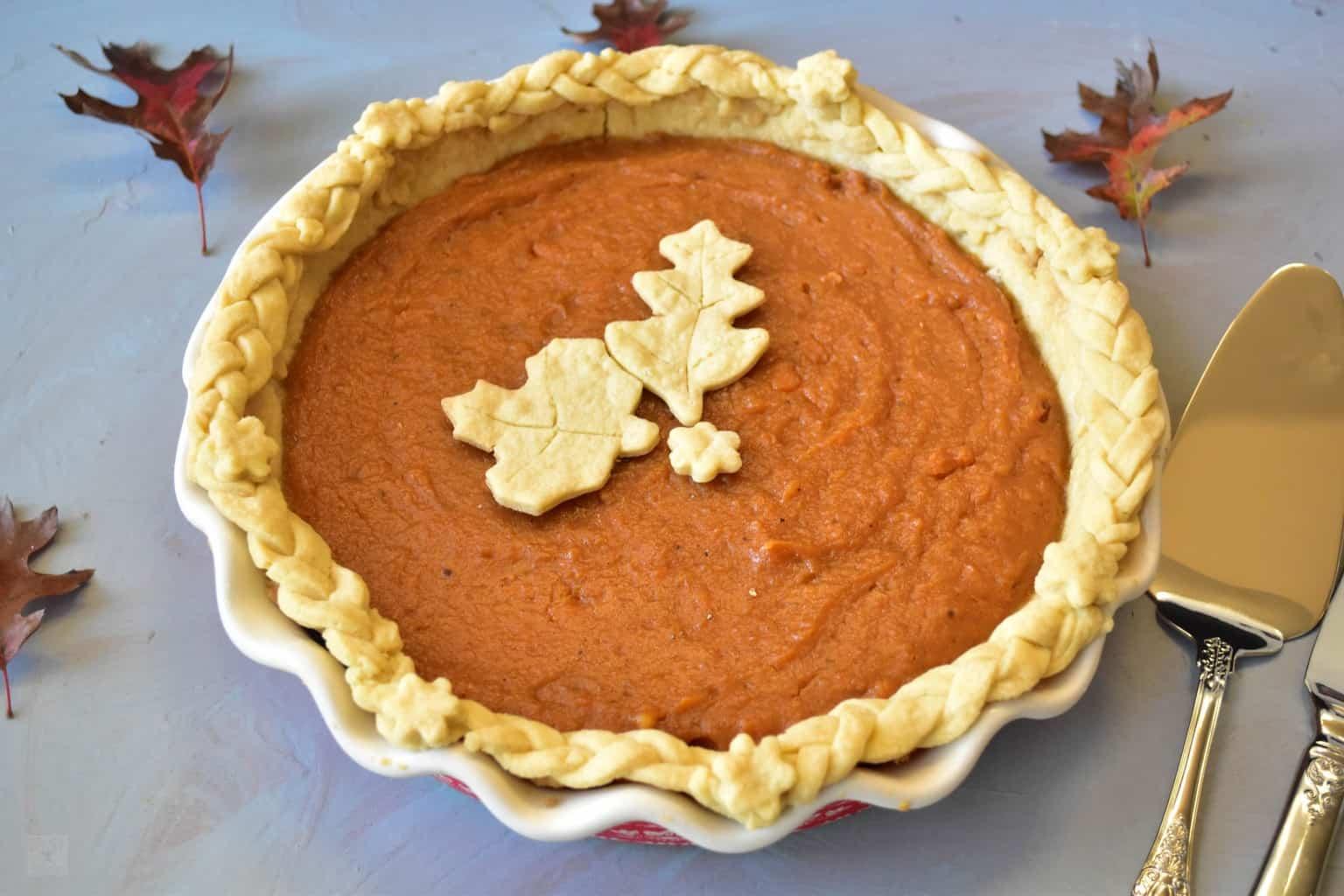 """<img src=""""https://cdn.shortpixel.ai/client/q_glossy,ret_img,w_1536,h_1024/Sweet potato pie .jpg"""" alt="""" Sweet potato pie made from scratch """">"""