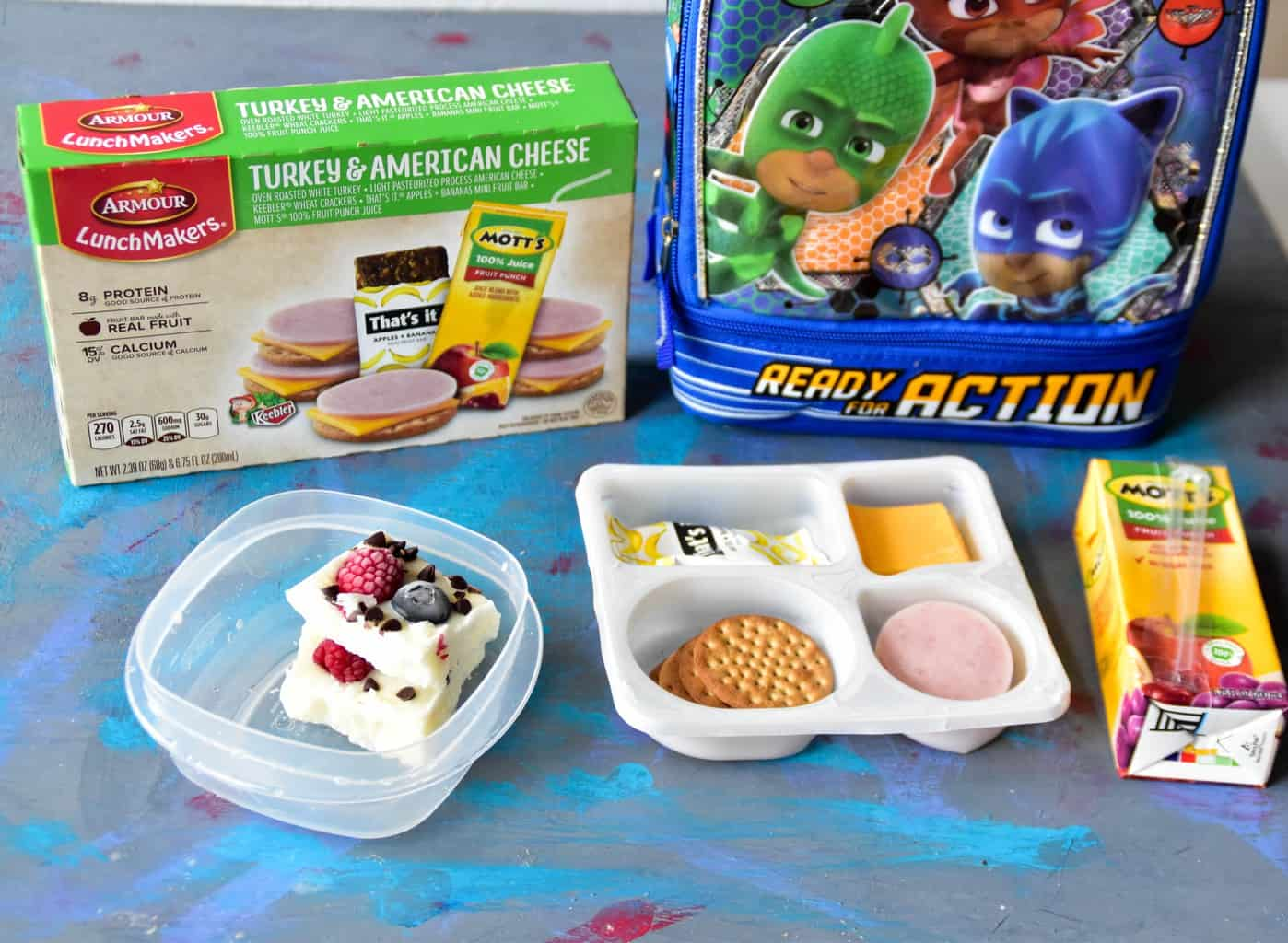 """<img src=""""https://cdn.shortpixel.ai/client/q_glossy,ret_img,w_1398,h_1024/Turkey and Cheese Armour® Lunchmakers® + Drink and Yogurt Bark .jpg"""" alt="""" Turkey and Cheese Armour® Lunchmakers® + Drink and Yogurt Bark1 """">"""